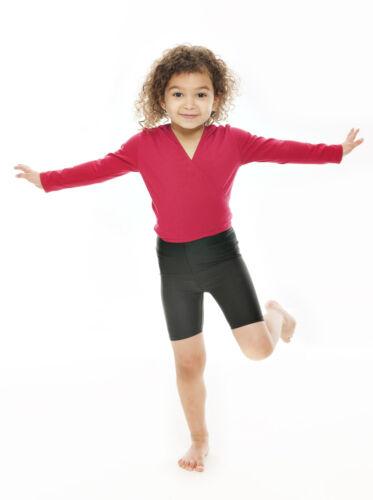 Girls Ladies Dance Ballet Cotton Wrap All Colours And Sizes By Katz Dancewear