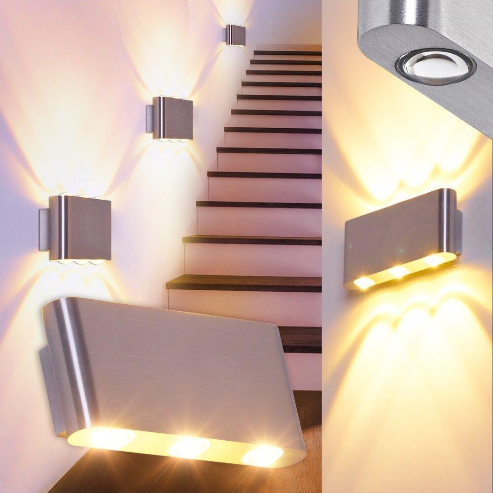 LED Lampada da parete design corridoio corridoio corridoio Bagno Luci Parete FARETTI SALOTTO CAMERA LAMPADE ip54 1cf6f9