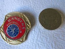 Early Glasgow RANGERS FC Metal FOOTBALL Pin Badge