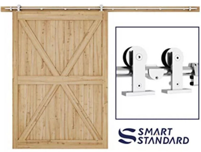 Delaney Hardware 5000 Series Standard Single Barn Door Hardware Kit For Sale Online Ebay