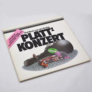 Doppel-LP-Dat-Best-039-von-dre-Daag-Plattz-Konzert-Walter-A-Kreye-Plattdeutsch