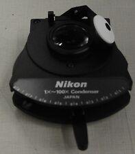 Nikon Cc Swing Out Achromatic Condenser 1x 100x New
