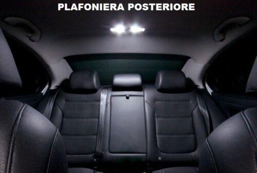 KIT INTERNI LED COMPLETO WHITE LIGHT 6000K BMW X3 F25