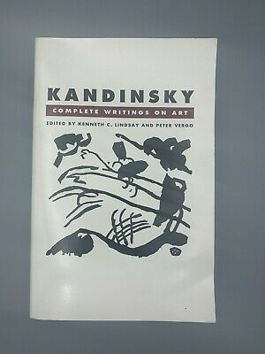 Kandinsky Complete Writings On Art