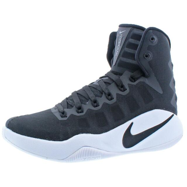 Nike Womens Hyperdunk 2016 TB Black Basketball Shoes 5 Medium (b M ... fc748d3319