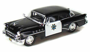 HARLEY DAVIDSON 1955 Buick Century Coupe Diecast Car 1:26 Maisto 8 inch 1//24