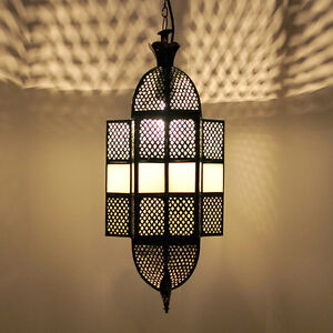 Moroccan lamp orient pendant luminaire lantern lousa h60cm ebay image is loading moroccan lamp orient pendant luminaire lantern lousa h60cm aloadofball Gallery