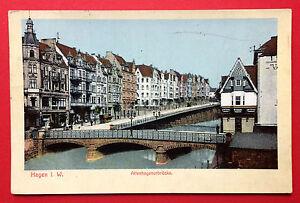 AK-HAGEN-in-Westfalen-1911-Altenhagenerbruecke-8730