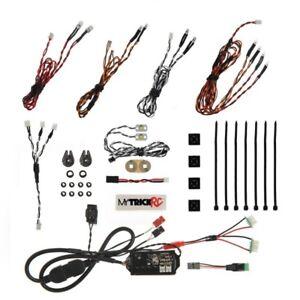 Mytrickrc Myktb3 Traxxas Trx-4 Bronco Attaque Kit D'éclairage Led