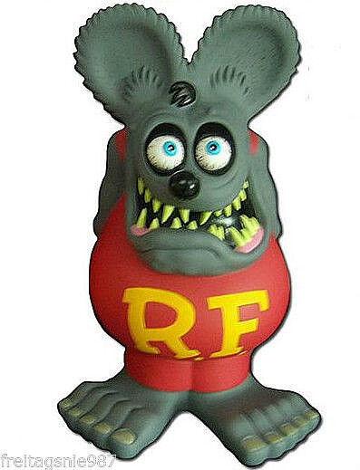Rat Fink 60cm Grau Version Funko