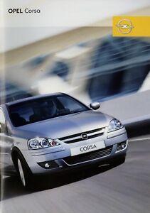 Prospekt Opel Meriva Zubehör 2010 Autoprospekt Auto Pkw  5 10 brochure broschyr