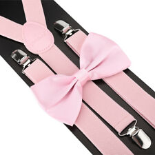 8d56d6ceee24 item 5 Quality SUSPENDERS and BOW TIE MATCHING SET Tuxedo Wedding Party  Gift(US SELLER) -Quality SUSPENDERS and BOW TIE MATCHING SET Tuxedo Wedding  Party ...