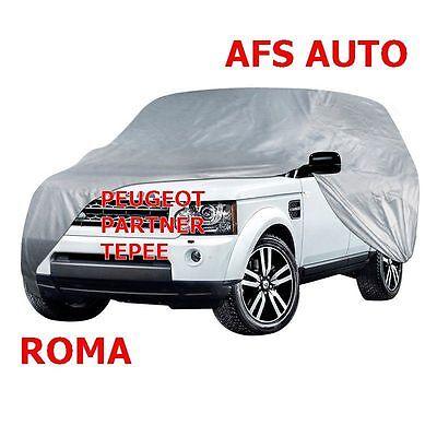 Adattabile Telo Copriauto Telato Felpato Peugeot Bipper Tepee Anno 2016 Imp.zip Lato Guida Acquista Ora