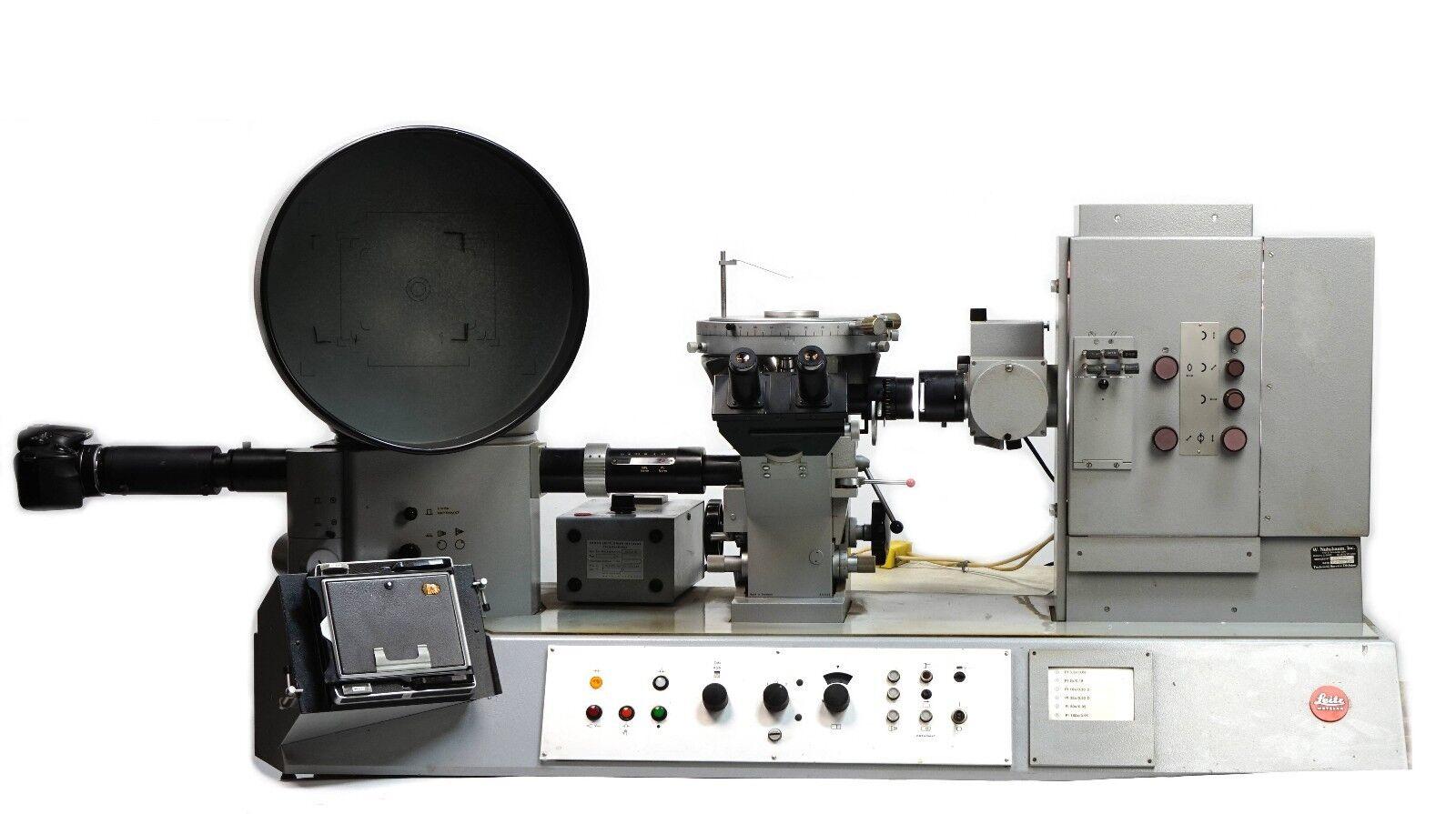 Leitz MM6 Microscope