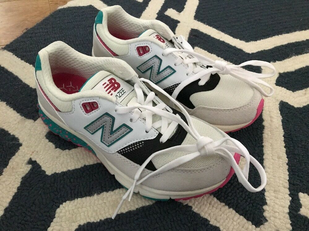 New Balance 530 Vazee NB530 Lifestyle Casual Sneakers Grey MVL530AB Shoes Sz 4.5