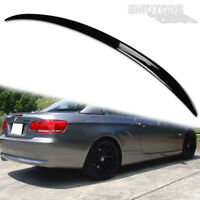 PAINTED BMW E93 CONVERTIBLE M3 TYPE TRUNK BOOT SPOILER 318i 320d 2013