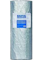 1,45€/m² Baufol Alu Thermo-dampfsperre Dämmmatte, Folie, Dampfsperrfolie - 48m²