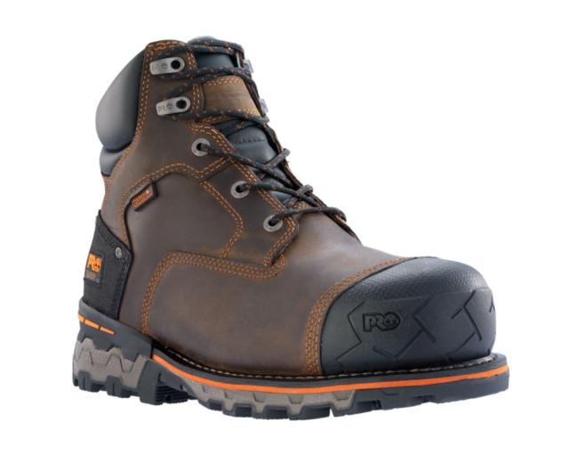 Timberland PRO Men's Boondock Composite Toe Waterproof Work