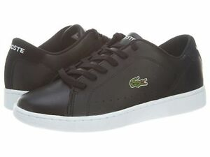 108f89602ded Lacoste Carnaby Ca Mens 7-26SPM5000-312 Black Casual Shoes Sneakers ...