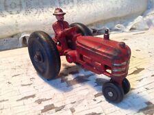 Antique Vintage Arcade Kenton? Cast Iron Toy Tractor