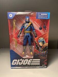 GI JOE Classified Cobra Commander Regal Variant