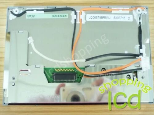 LQ065T9BR51U NEW LCD DISPLAY FOR BMW 1999-06 E46 325 328 330 M3 E38 E39 E53 X5