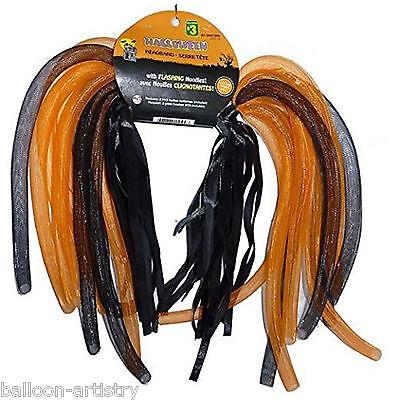 Halloween Children's Headband Flashing Noodles Party Favour