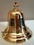 Antique-Brass-Wall-Bell-Titanic-Ship-039-s-School-Pub-Last-Orders-Dinner-Door-8-inch thumbnail 2