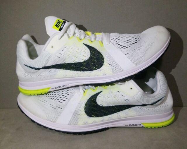 a62bad2d230 Nike Zoom Streak LT 3 Mens Sz 13 Running/Racing Shoes White 819038-107