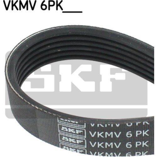 SKF Original Keilrippenriemen VKMV 6PK2260 Mercedes-Benz