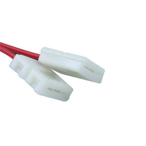 10x//Set Cable 2 broches Connecteur de bande LED 3528//5050 adaptateur ZH