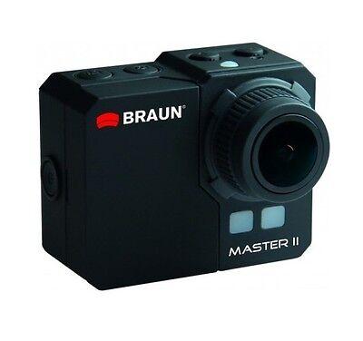 Braun Master Action II 16 Megapixel Camera, London