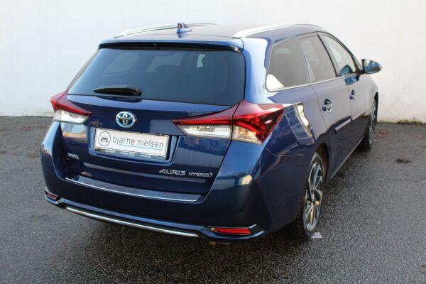 Toyota Auris 1,8 Hybrid H2 Style TS CVT - billede 1