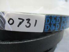 D/&D PowerDrive BX83 V Belt  5//8 x 86in  Vbelt