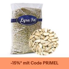 Sonnenblumenkerne geschält 25 kg LyraPet® Wildvogelfutter Vögel Deutschland HK 1