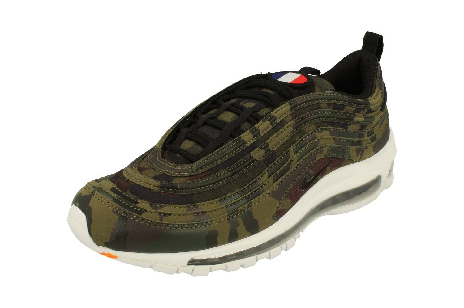Nike Air Max 97 Premium QS hommes Running Trainers Aj2614 SneakersChaussures200