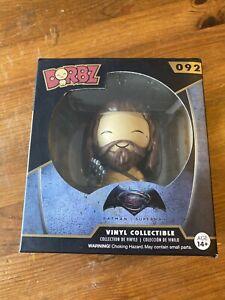 Dorbz-092-Aquaman-Batman-vs-Superman-Funko-POP-Vinyl-Figur-Neu-OVP