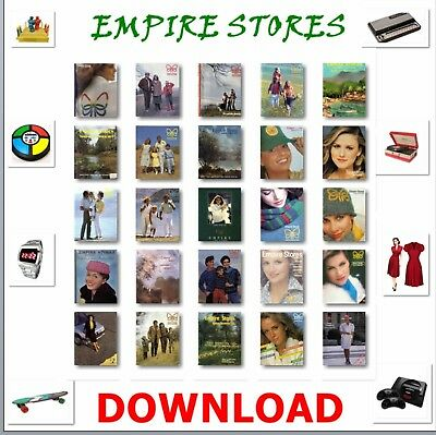 PDF DOWNLOAD Autumn//Winter 1989-1990 Empire Stores Mail Order Catalogue