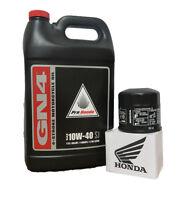 1984 Honda Vf1100s V65 Sabre Oil Change Kit