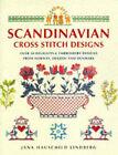 Scandinavian Cross Stitch Designs by Jana Hauschild Lindberg (Hardback, 1996)