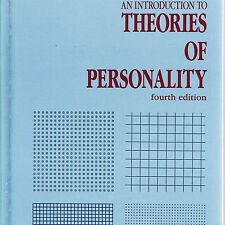 Introduction to Theories of Personality by Robert B. Ewen 4th Ed (Hardback, 1992