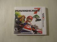 Mario Kart 7 Custom 3ds Case (no Game)