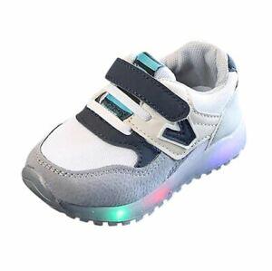 Zapatos brillantes para niños Zapatillas de moda para niñas Calzado casual Nuevo
