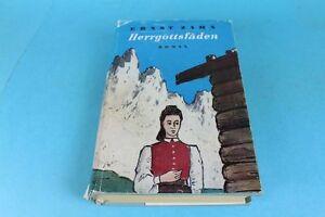Senor-Dios-hilos-novela-de-Ernst-diente-original-encuadernadas-salida-de-1951-s82