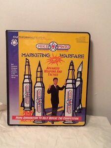 Marketing Warfare Book