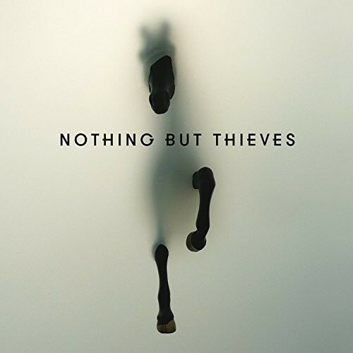 Nothing But Thieves - Nothing But Thieves [New Vinyl] Colored Vinyl, White, Down