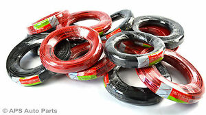 Remarkable Single Core Cable Car Wire Auto Car 0 5Mm To 5 0Mm Conduit Wiring 101 Carnhateforg