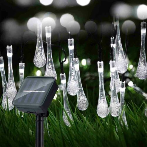 Waterproof 30 100 LED String Lights Indoor//Outdoor Lighting Fairy Strand 10M 5M