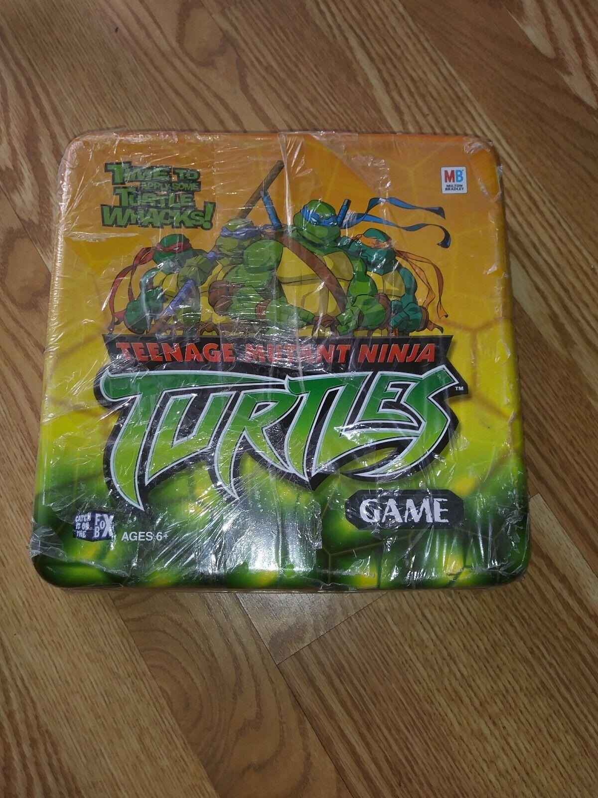 Teenage Mutant Ninja Turtles Board Game 2003. NEUF dans emballage