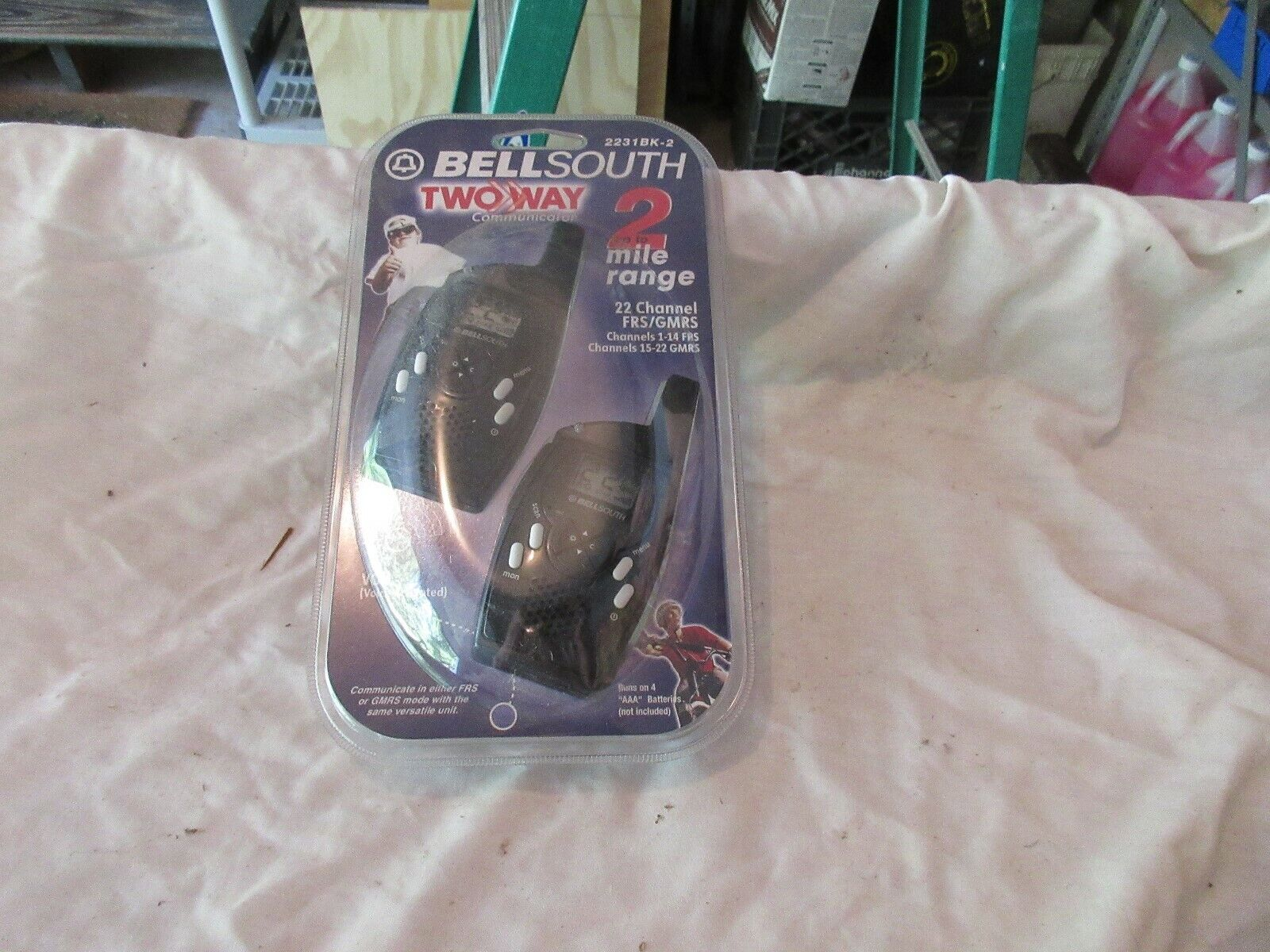 Bell South 2 Way Communicator , Vintage , #2231 , 22 Ch